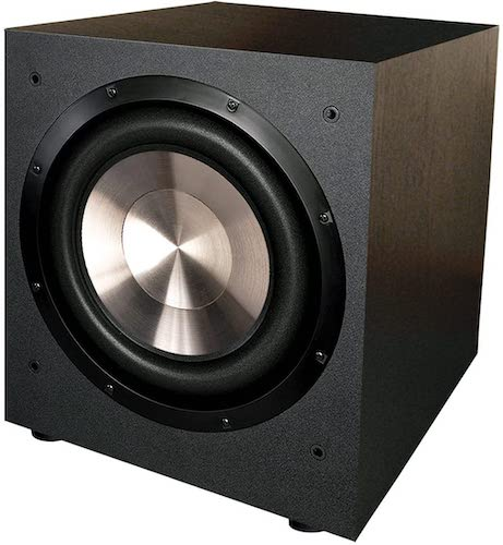 BIC America F12 12-Inch – Home Theater Subwoofer Under 500