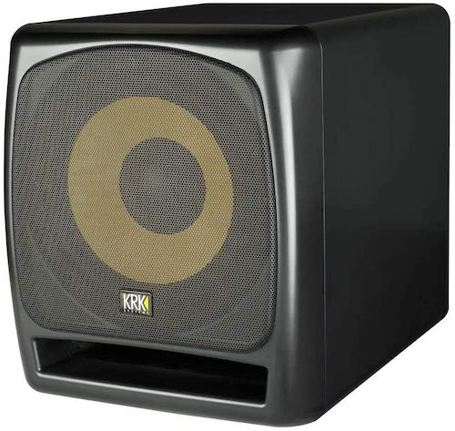 KRK 12S2 V2 12″ 220 Watt – Powered Studio Subwoofer