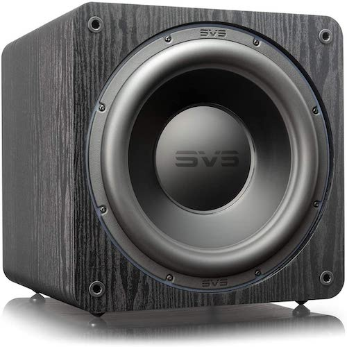 SVS SB-3000, 2500W Peak Power - Budget Subwoofer under 1000