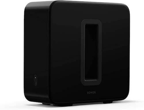 Sonos Sub – Wireless Subwoofer for Deep Bass