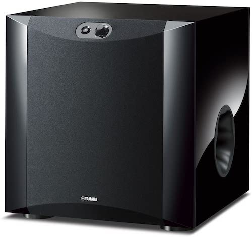 Yamaha NS-SW300PN - Best Powered Subwoofer under 1000