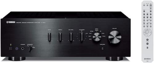 Yamaha A-S701BL - Integrated Stereo Amplifier Under 1000
